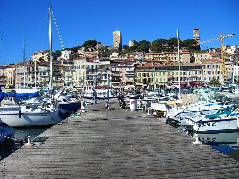 Vieux Port de Cannes GO Voyages