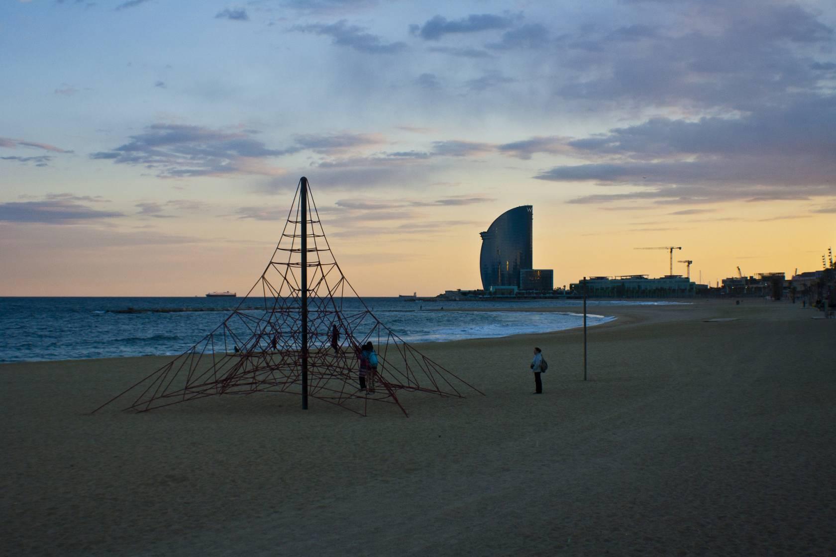 plage Barceloneta - blog GO Voyages