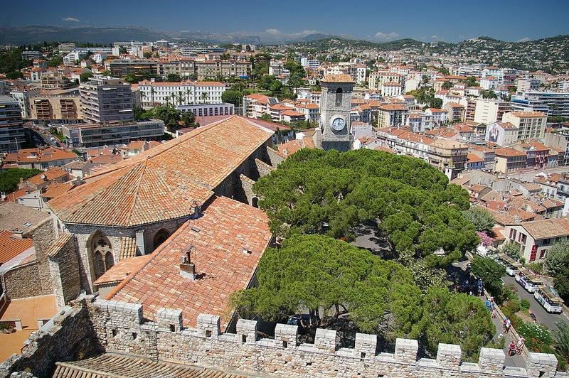 Le Suquet Cannes GO Voyages
