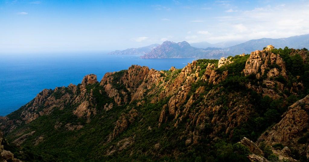 Calanques de Piana Corse
