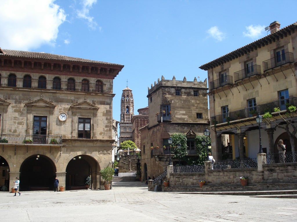 poble espanyol barcelone - blog GO Voyages