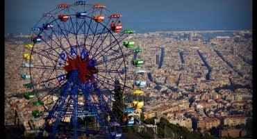 Barcelone en famille