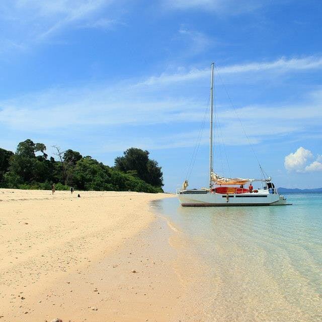 Îles Mergui, BIRMANIE