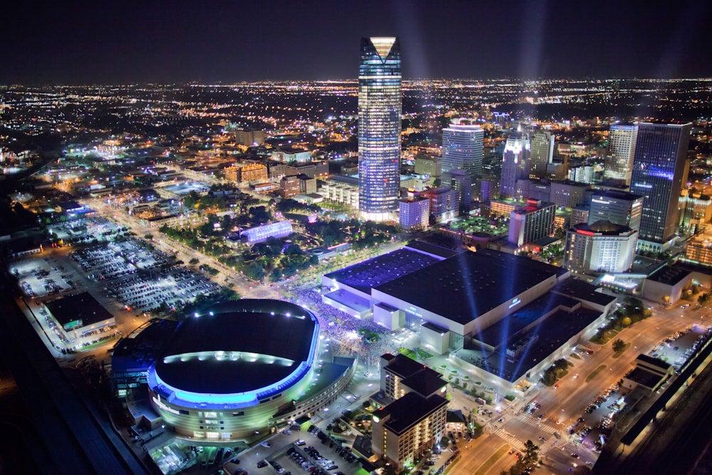 Oklahoma City, ETATS-UNIS