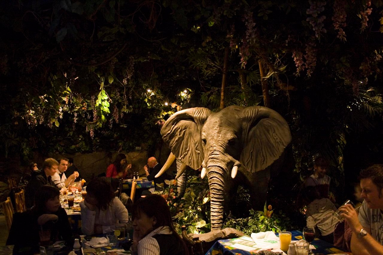 Rainforest Cafe Londres
