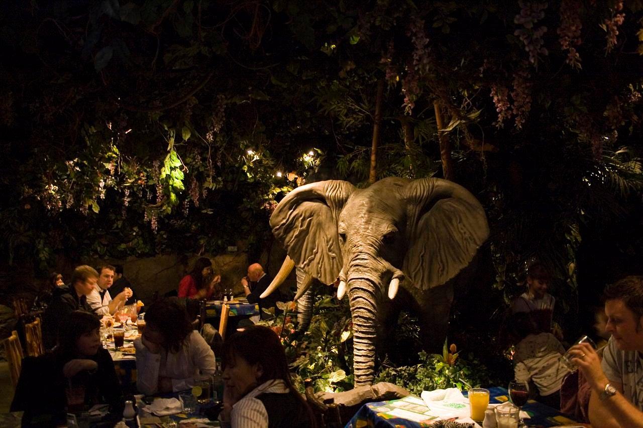 Rainforest Cafe Londres