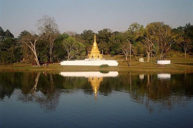 Pyin U lwin Birmanie