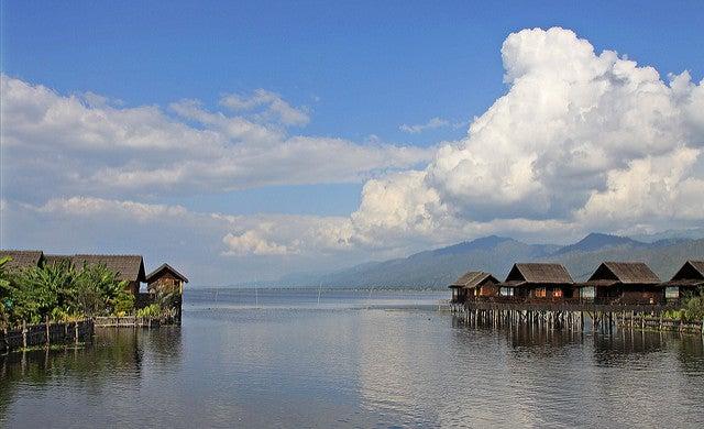 Lac Inle Birnanie