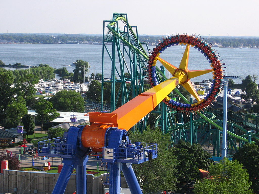 cedar point GO Voyages