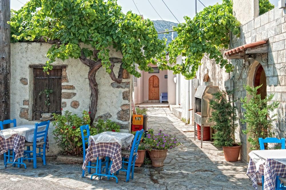crete ruelle grèce - blog GO Voyages