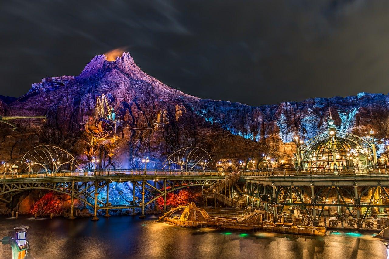 Tokyo Disney Sea GO Voyages
