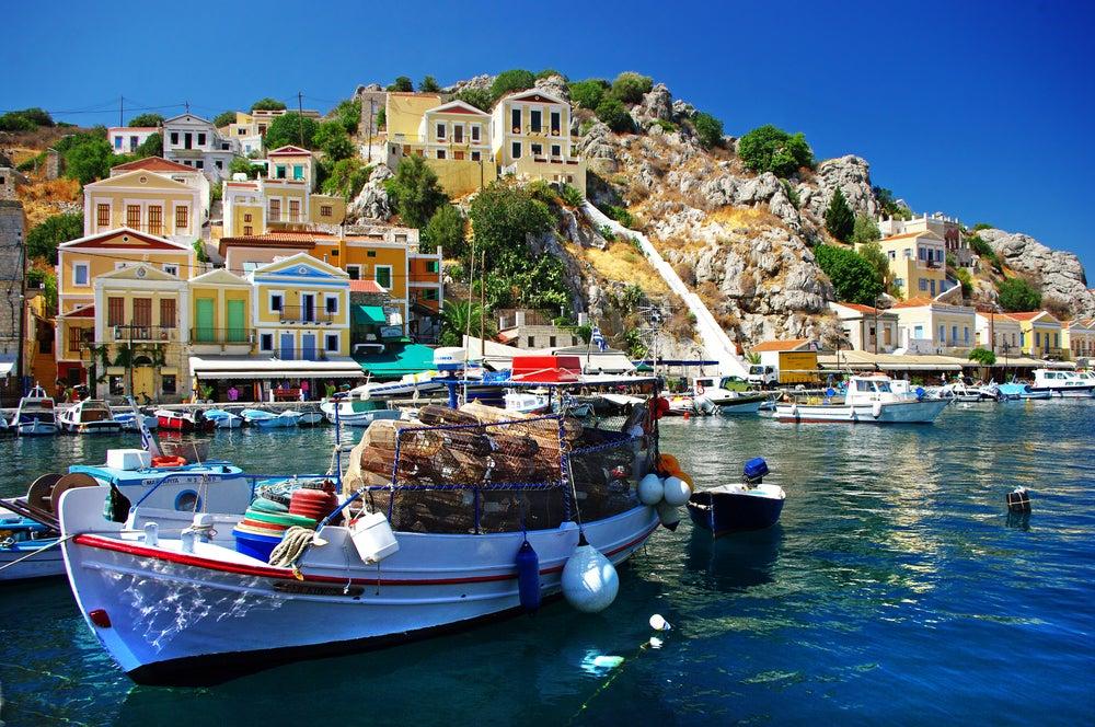 rhodes port grèce - blog GO Voyages