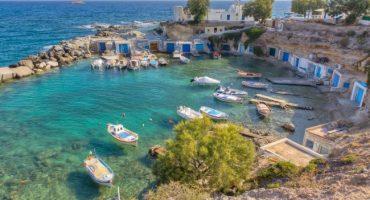 A chacun son île grecque