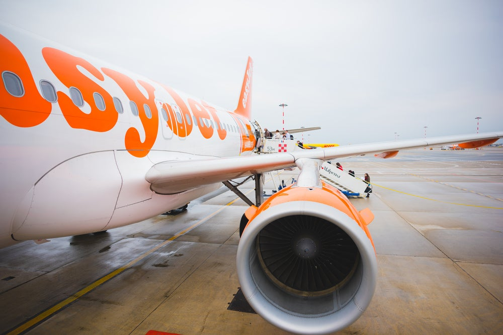 Bagage easy jet