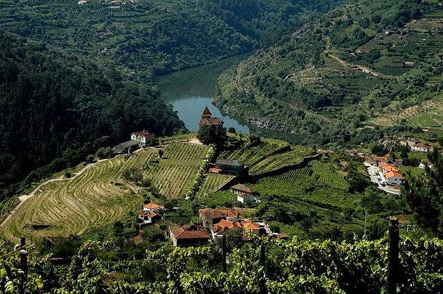 Haut Douro Portugal