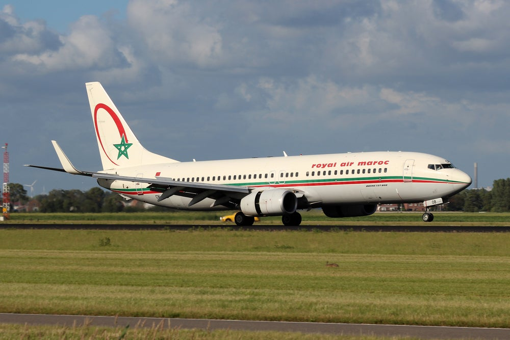royal air maroc go voyages