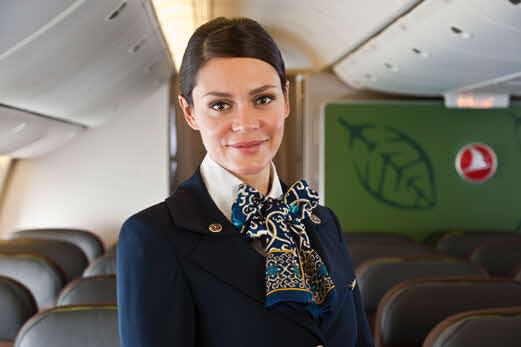 stewardess turkish airlines