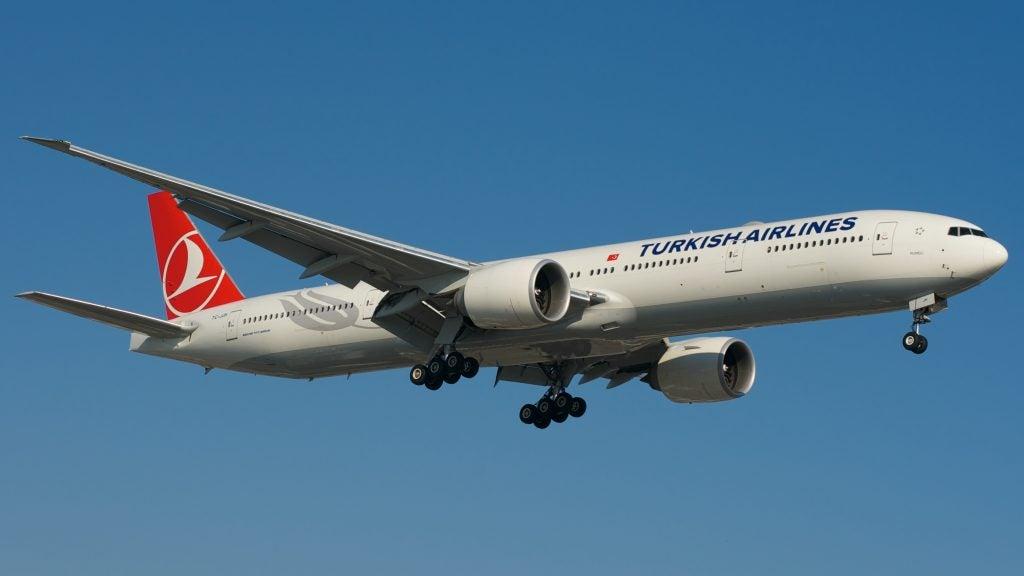 avion Turkish airlines - GO Voyages