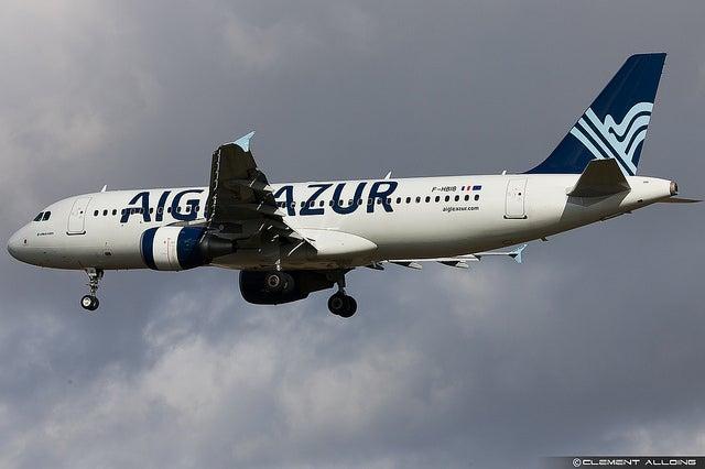 Aigle Azur bagages