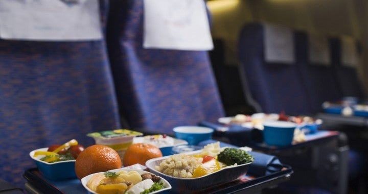 airline meal_46614502