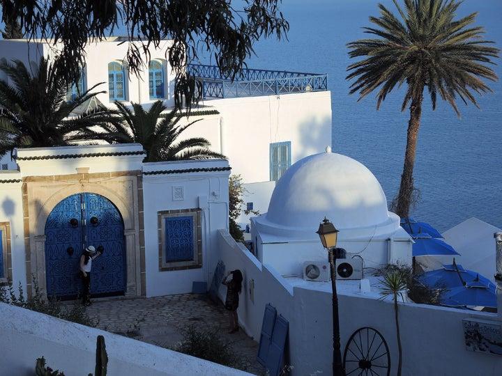 Sidi-bou-Saïd - blog GO Voyages