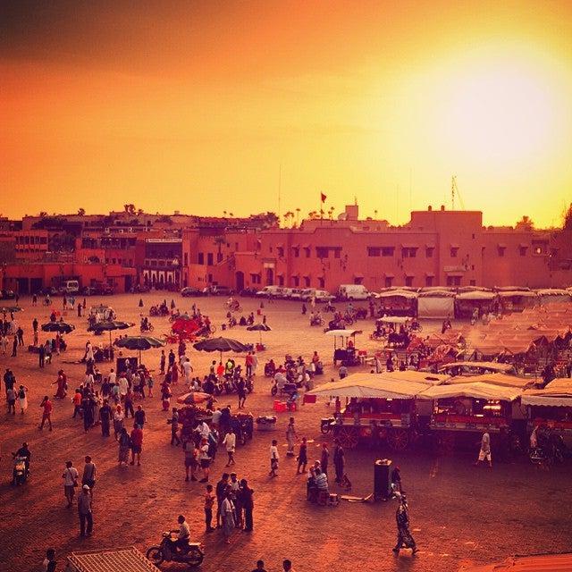place Marrakech