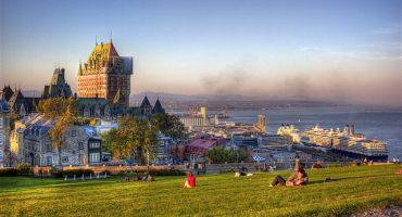 Itinéraire : Une semaine au Québec