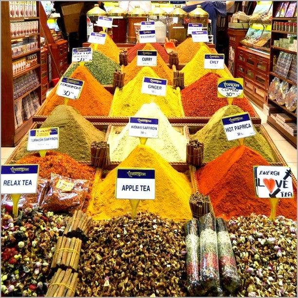 Bazaar Turquie