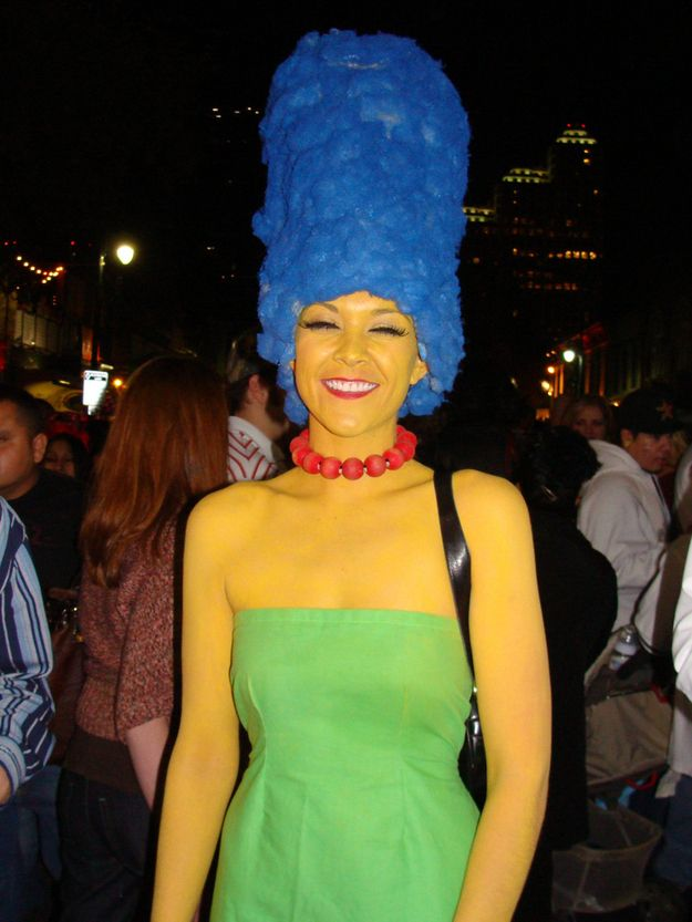 Marge Halloween Costume