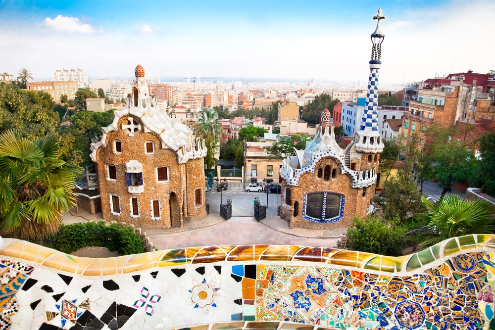 parc guell barcelone - blog GO Voyages