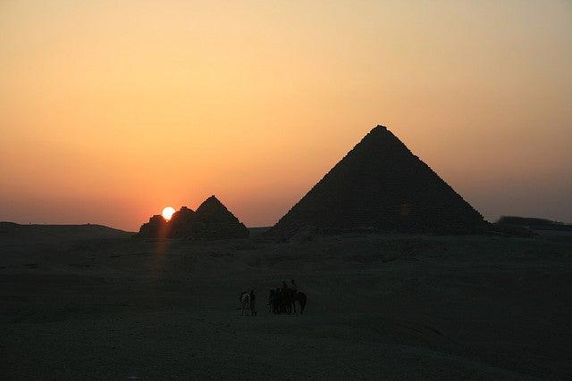 gyzeh Egypte
