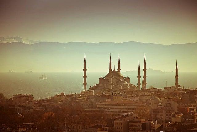 istanbul mosquée sainte-sophie - blog GO Voyages