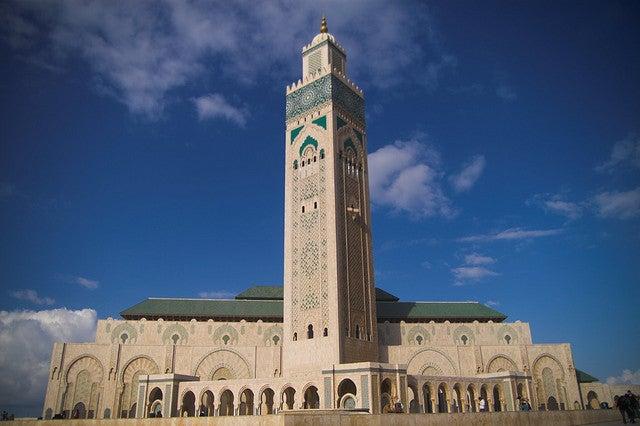 mosquee hassan 2 Casablanca