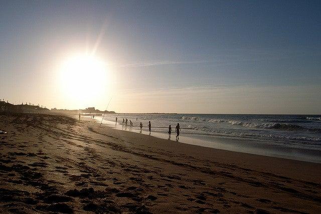 plage casablanca