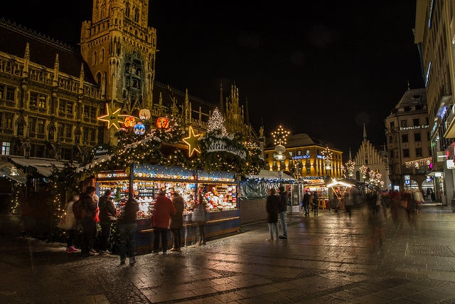 Marché de Noël de Munich - blog GO Voyages