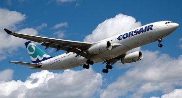 L'enregistrement sur un vol Corsair