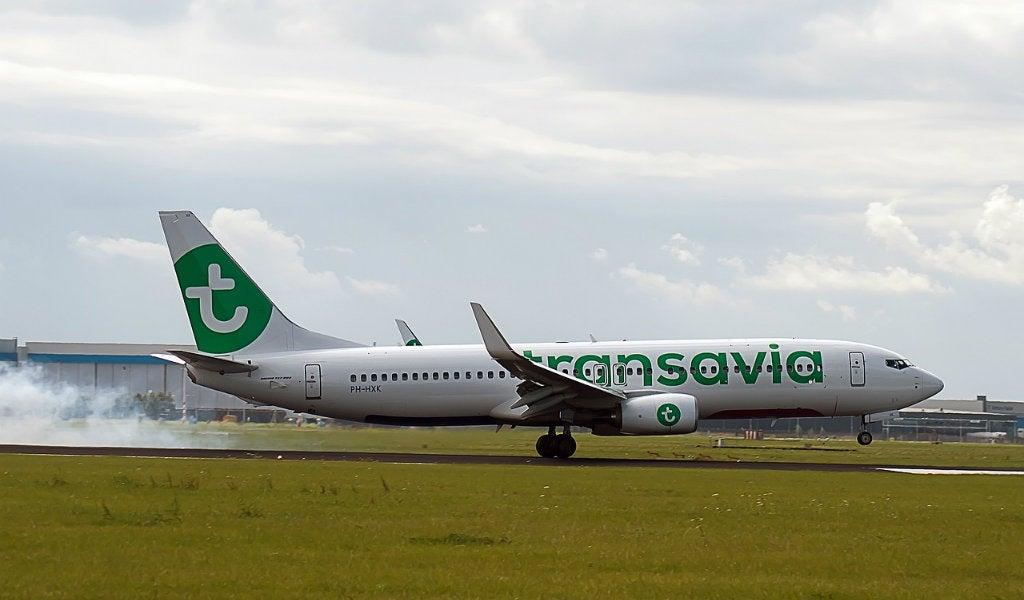 avion transavia - blog go voyages