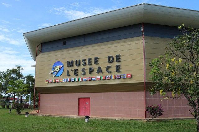 Musée espace kourou