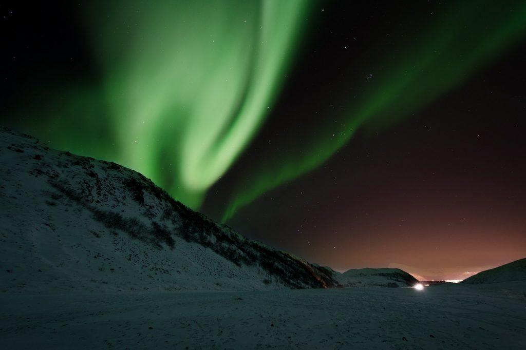 Aurores boréales Norvège - blog GO Voyages