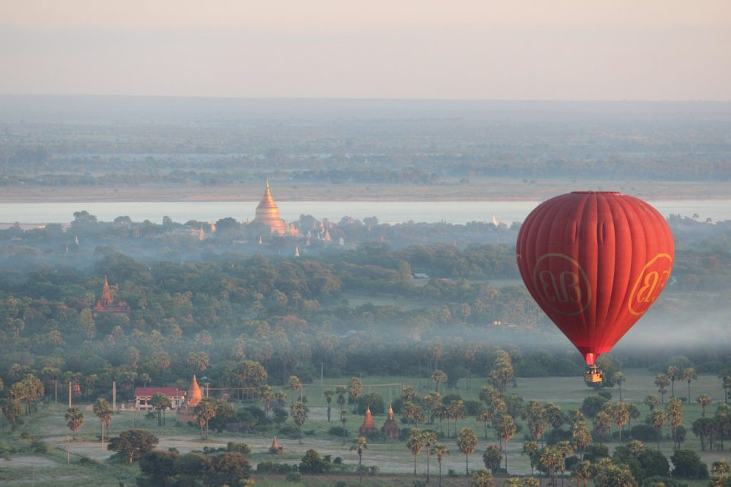 Bagan Birmanie - blog GO Voyages