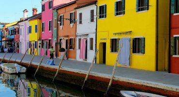 Les villes les plus colorées du monde