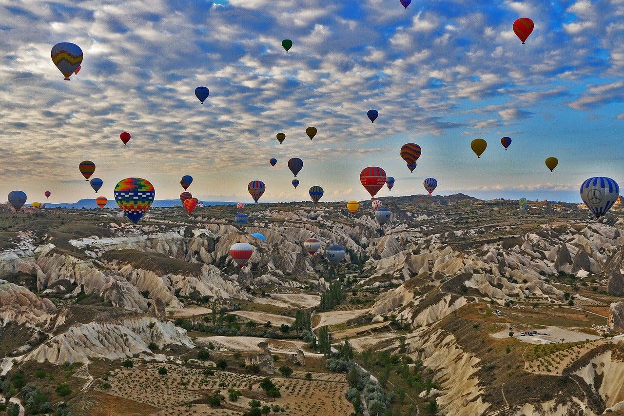 Cappadoce GO Voyages
