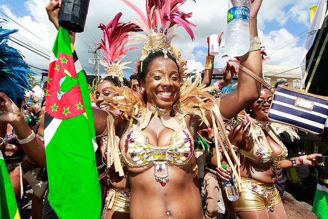 trinidad et tobago carnaval - Ali Starr