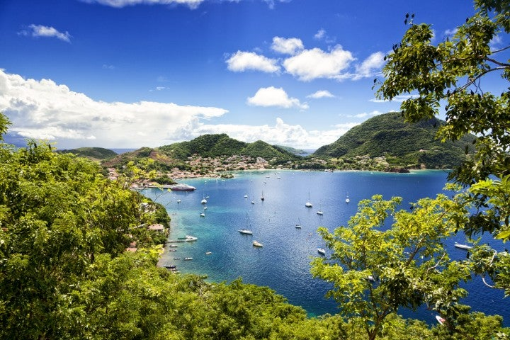 baie guadeloupe - blog GO Voyages