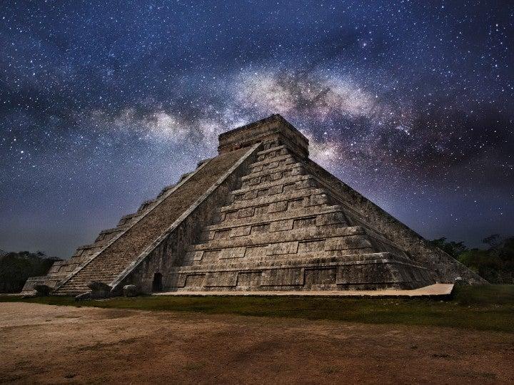 pyramide chichen itza - blog GO Voyages