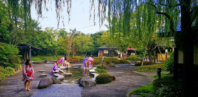 odaiba onsen tokyo - blog GO Voyages