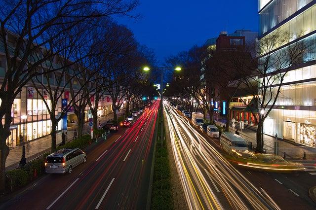 omotesando nuit tokyo - blog GO Voyages