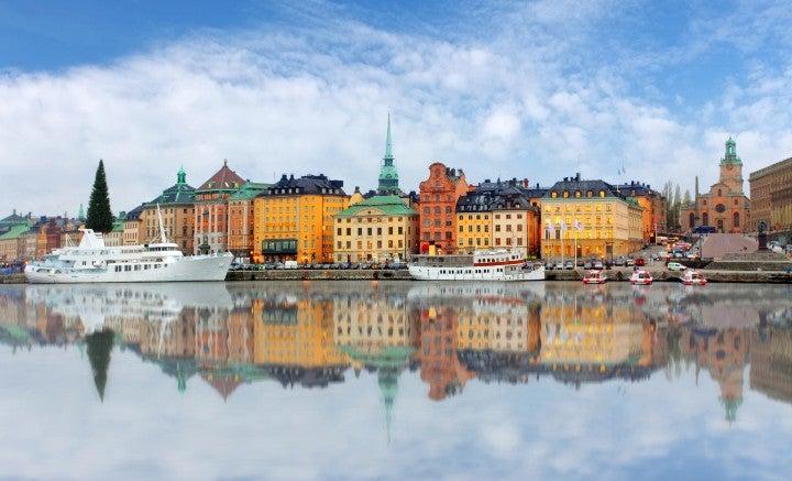 vue sur stockholm - blog go voyages