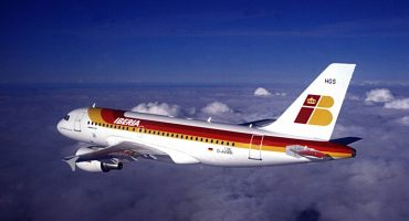 L'enregistrement sur un vol Iberia