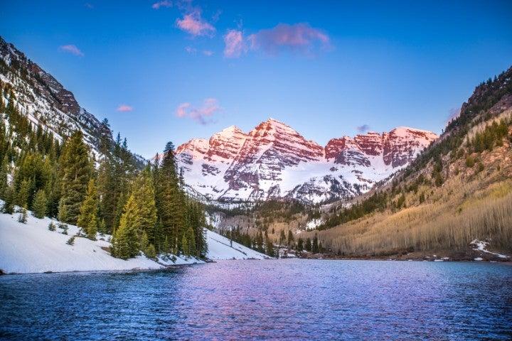 montagnes colorado etats-unis - blog go voyages